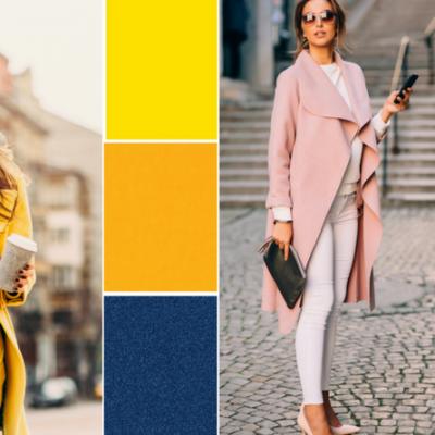10 combinații de culori potrivite pentru ținute vestimentare perfecte