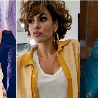 Eva Mendes a sedus milioane de bărbaţi cu frumuseţea ei, iar acum cucereşte femeile cu hainele create de ea