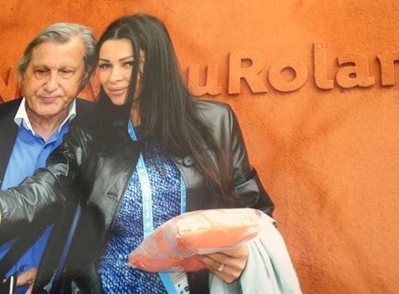 Nici nu s-a încheiat divorțul și Ilie Năstase a înlocuit-o deja pe Brigitte. Câți ani are noua iubită