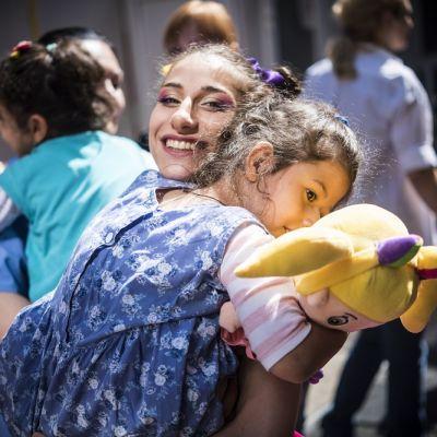 Gașca Zurli ajută copiii în dificultate sprijiniți de Fundația CID, prima organizație caritabilă din România