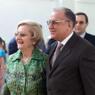 Detaliile neştiute despre soţia lui Ion Iliescu, Nina