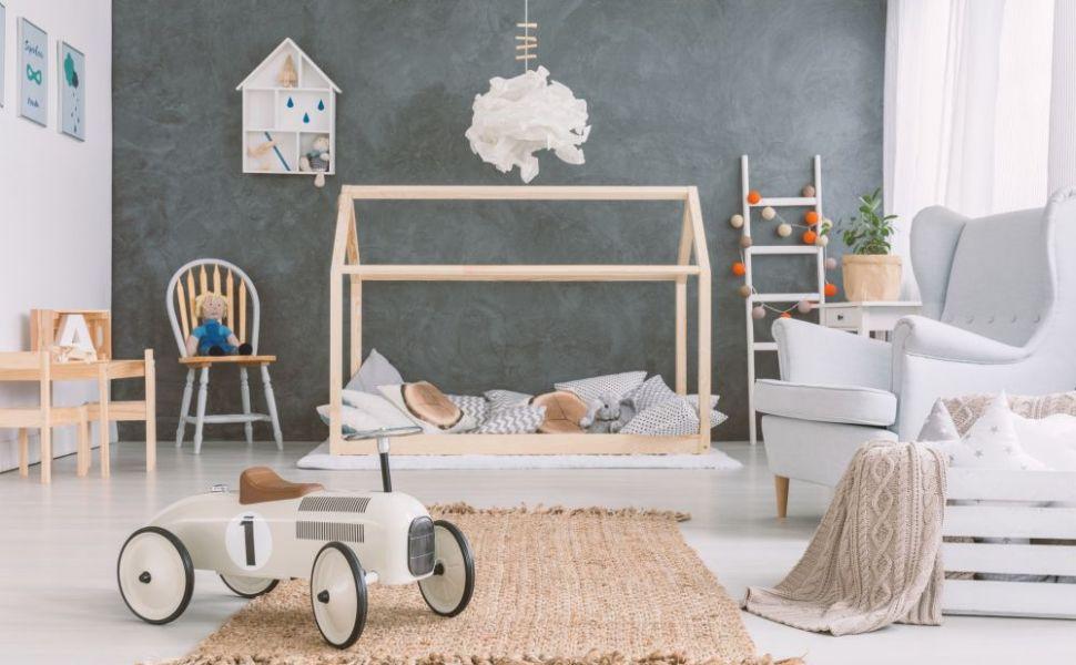 Amenajarea camerei de copii în stil scandinav. Ce presupune și care sunt tendințele