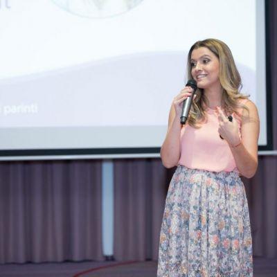 Gabriela Maalouf, trainer pentru copii și părinți: Trăim limitați de convingerile noastre, iar asta ne face să le punem bariere și copiilor