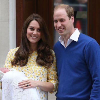Kate Middleton a născut un băieţel perfect sănătos
