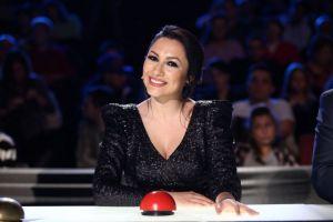 ANDRA:  Iubesc  Românii au talent  pentru că e singurul loc în care au loc toți oamenii cu o poveste frumoasă de spus