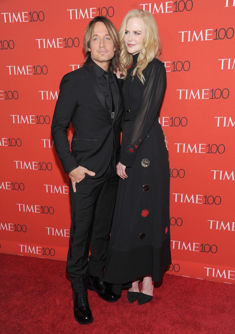 Nicole Kidman și Keith Urban
