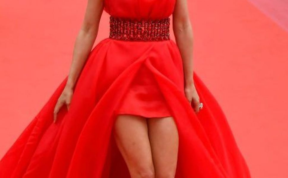 Catrinel Marlon, ambasadoarea unui brand ultra-cunoscut la Cannes