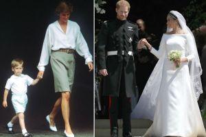 Impresionant! Tributul subtil pe care Meghan Markle şi Harry i l-au adus Prinţesei Diana în ziua nunţii
