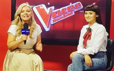 Irina Rimes, antrenor Vocea României: bdquo;Oamenii își pun speranța în ceva nou și mă bucur foarte mult să fiu eu speranța lor