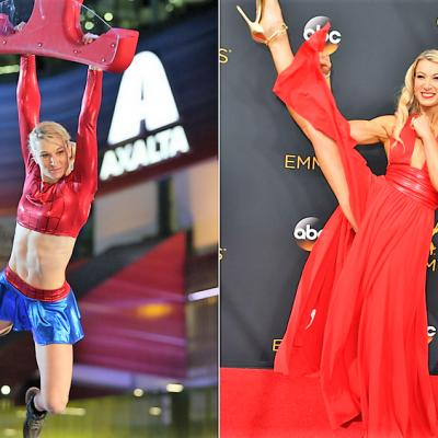 Cine e femeia care s-a aflat cel mai aproape de trofeul American Ninja Warrior. I se spune Femeia Fantastică