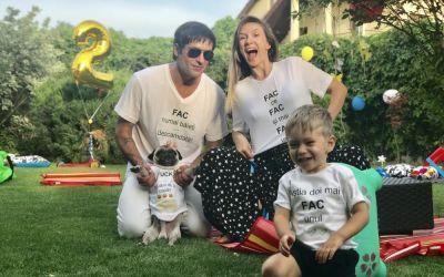 Adela Popescu va deveni mămică pentru a doua oară. Cine se va juca cu micuțul Alexandru