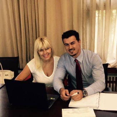 Elena Udrea a dezvăluit numele pe care le va purta fetița ei
