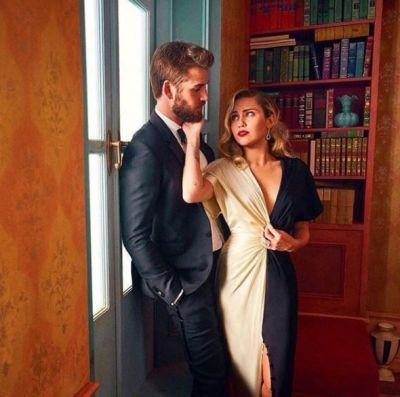 Miley Cyrus și Liam Hemsworth au rupt logodna. Actorul este devastat