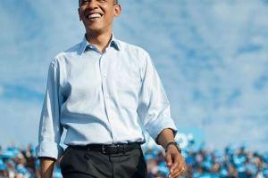 Obama încurajează femeile să se implice în politică:  Bărbații au început să mă calce pe nervi