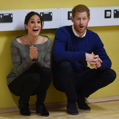 Meghan Markle şi Prinţul Harry plănuiesc primul lor tur regal în America