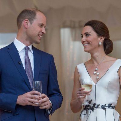 Cum o alintă Prințul William pe Kate în intimitate