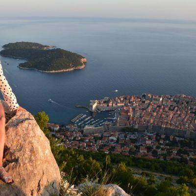 Ramona Păun, concediu de vis pe insula păunilor de lângă Dubrovnik: bdquo;Cea mai intensă vacanță din viața mea