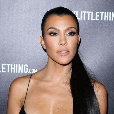 Noul iubit al lui Kourtney Kardashian, mai tânăr cu 19 ani decât ea