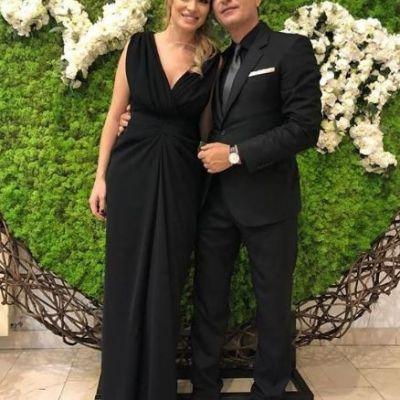 Valentina Pelinel și Cristi Borcea își fac luna de miere împreună cu fiul lor
