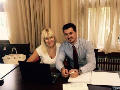 Elena Udrea a născut. Ce mesaj emoționant a publicat pe Facebook tatăl fetiței