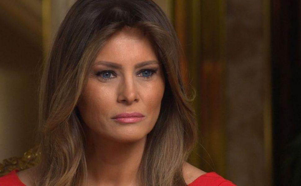 Melania Trump, primul interviu despre infidelitatea lui Donald Trump