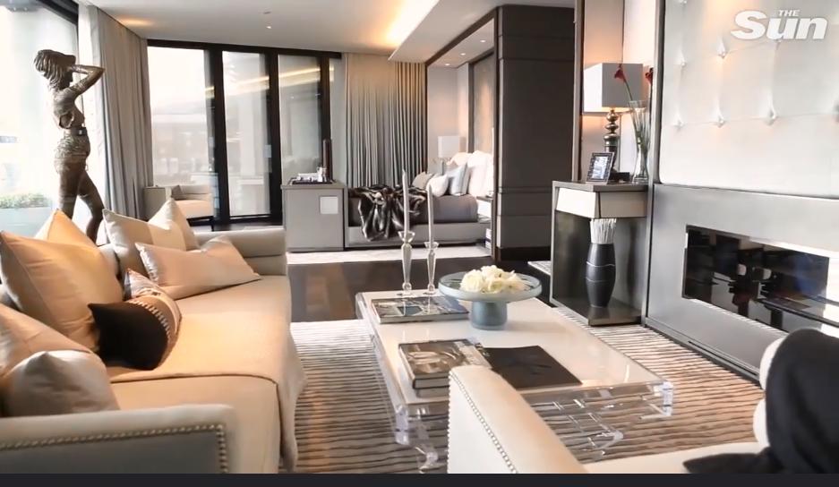 Cum arată cea mai scumpă casă din Marea Britanie?