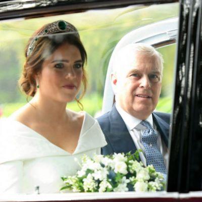 Nunta Prințesei Eugenie. Rochia de mireasă este senzațională FOTO