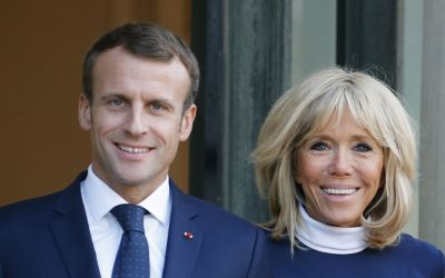 Brigitte Macron, schimbare de look pentru un dineu oficial. A arătat cu 20 de ani mai tânără