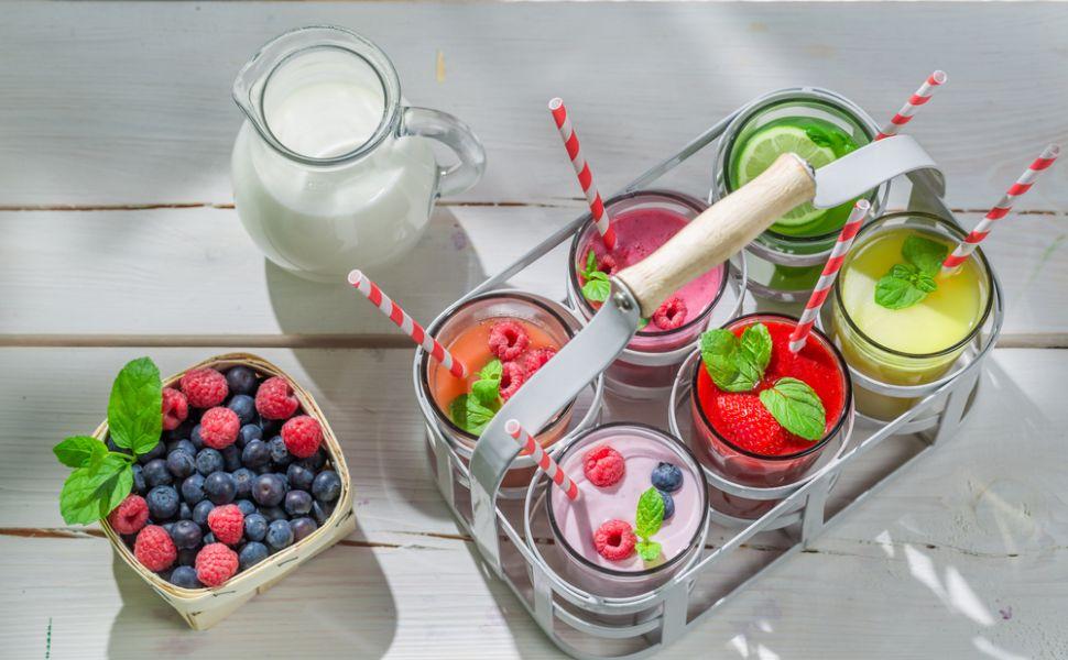 5 smoothie-uri pentru slabit @ mymamaluvs.com