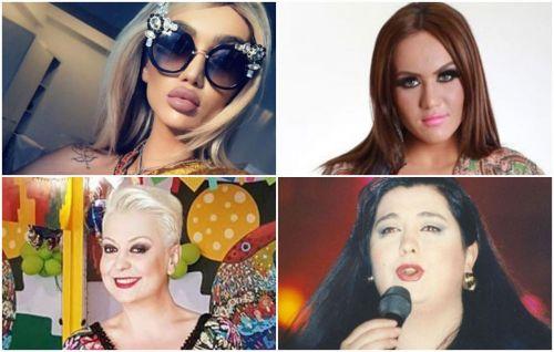 Cele mai șocante transformări din showbizul românesc: vedete pe care nu le mai recunoști