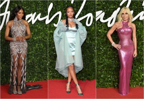 De la sexy la kitsch: ce ținute nebune au purtat vedetele la un eveniment de fashion